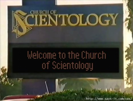 Scientology sign generator